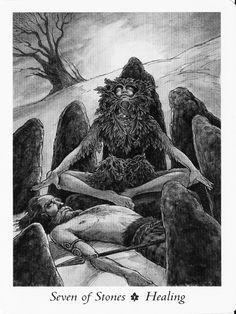 Seven Of Stones Healing