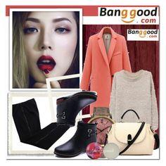 """Banggood3"" by mirelacamdzic ❤ liked on Polyvore featuring COSTUME NATIONAL and BangGood"