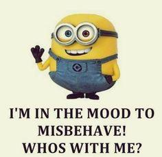 Random Funny Minion quotes (11:01:24 PM, Friday 26, June 2015 PDT) – 10 pics