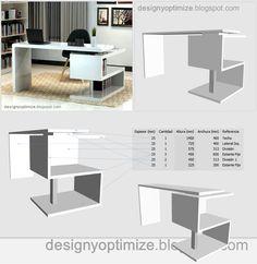 diseños de muebles: armarios, cocinas, bibliotecas, etc.: cómo ... - Disenos De Muebles De Cocina