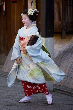 Maiko san, Gion, Kyoto