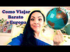 Como viajar barato a Europa - YouTube