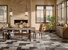 Learn more about Armstrong Grain Directions - Tobacco Etch and order a sample or find a flooring store near you.