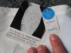 Vintage Girdle Body Shaper Womens Lingerie by LuluandGandore