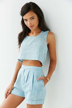 Mary Meyer Cropped T