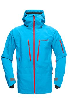 "Norrona Men's Lofoten Gore-Tex Pro Shell Jacket - £460 ""Yet another fantastic product from Norrona"""