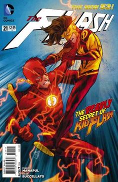 DC Flash comic issue 21 The new 52 Dc Comic Books, Comic Book Covers, Comic Art, O Flash, Flash Art, The Flash New 52, Dc Speedsters, Flash Comics, Univers Dc