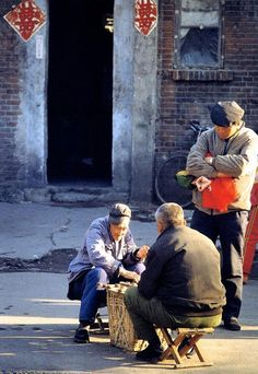 Beijing Hutong is an important part of the culture and way of life of Beijingers, especially the older generation, Beijing attraction image
