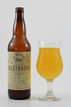 westbrook brewing company gose
