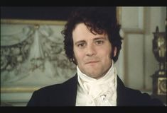 Mr. Darcy - The Smile  Krystle, this made me think of you! :D