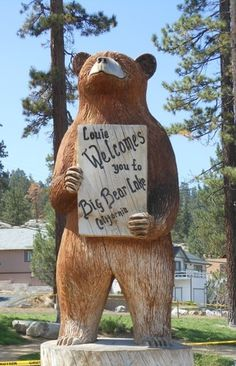 Big Bear Lake California Such A Cool Spot We Took The