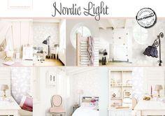 Behang Wallpaper Nordic Light - BN Wallcoverings
