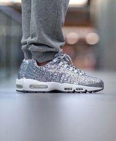 Nike Air Max 95: Silver