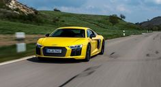 It's always been slightly off the radar for supercar buyers, but the new Audi is one of the best, at least, dynamically. New Audi R8, Audi R8 V10 Plus, 2016 Cars, Supercar