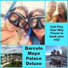 The Barcelo Maya Palace Deluxe is one of www.playyourwaytravel.com FAVORITE destinations for both couples and families! Barcelo Maya Palace Deluxe, Families, Destinations, Hotels, Couples, Happy, Movie Posters, Movies, Travel