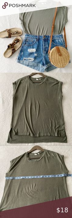 I just added this listing on Poshmark: Gap Green Soft + Ribbed Muscle Tee. #shopmycloset #poshmark #fashion #shopping #style #forsale #GAP #Tops Best Diamond, Plus Fashion, Fashion Tips, Fashion Trends, Muscle Tees, Shades Of Green, Professional Photographer, This Or That Questions