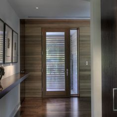 Contemporary Entry Design, Pictures, Remodel, Decor and Ideas - page 4