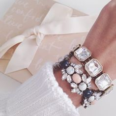 Find these bracelets and more on my boutique at: https://www.chloeandisabel.com/boutique/samanthaann