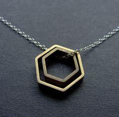 I'm just a huge fan of hexagons in general. —Agreed.