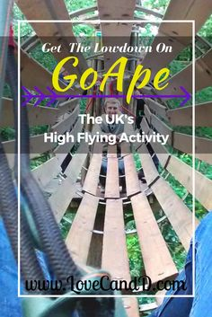 GoApe is one of the UK's best adventure activities. If you're looking for more information then look no further.