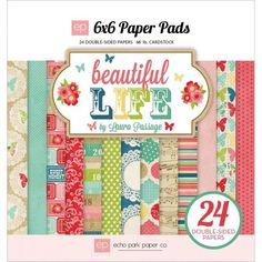 Beautiful Life 6x6 pad