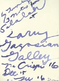 Cy Twombly:GGI/CMS_CTWOM18 (Twombly, Cy)