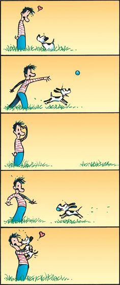 Mutts Comic - Ozzie  Earl