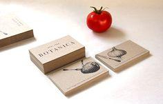 Botanica ~ Real Food by Oh Babushka , via Behance
