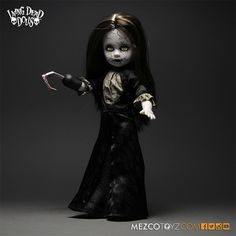 """Living Dead Dolls Madame""""  - Serie 30  Sideshow"""