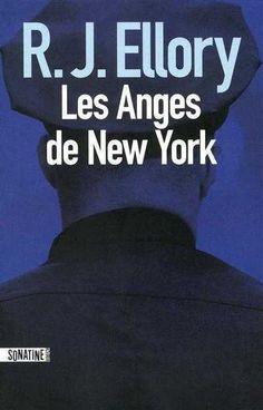 """Encore un superbe polar !! sur les traces d'un tueur en série mais aussi dans le bureau de la psy, l'inspecteur Franck Parrish tente de comprendre qui il est, est ce que son père était un """"ange de NY"""" ou un flic pourri ... Les anges de New York - Roger Jon Ellory - Librairie Mollat Bordeaux"""