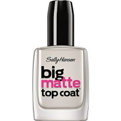 Big Matte Top Coat - COAT on InStores