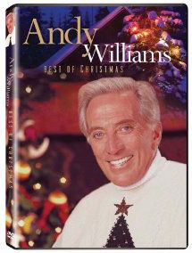 andy williams christmas shows dvd - Andy Williams White Christmas
