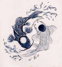 SYMBOL OF YIN - YANG DUALITY..........SOURCE TUMBLR.COM...........