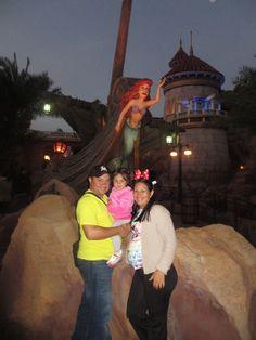 Atracción Ariel la Sirenita