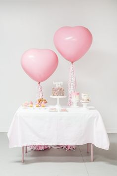 Sweet Table from a Little Sprinkles Birthday Party via Kara's Party Ideas | KarasPartyIdeas.com | The Place for All Things Party! (19)