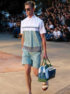 Antonio Marras Spring/Summer 2015 - Milan Fashion Week - Menswear - http://olschis-world.de  #AntonioMarras #SS15 #MFW