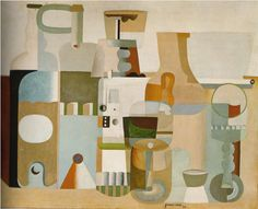 A still life by Le Corbusier