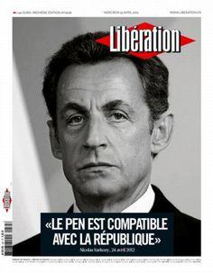 25/04/2012 La Une de #Liberation