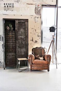 Style industriel / industrial decor