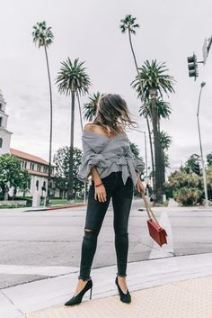 beverly_hills-off_the_shoulders_shirt-plaid-skinny_jeans-ripped_jeans-sincerely_jules_shop-gucci_bag-chicwish-outfit-street_style-los_angeles-collage_vintage-43
