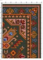 Gallery.ru / Фото #4 - 23 - kento Needlepoint, Rugs, Gallery, Home Decor, Farmhouse Rugs, Dots, Decoration Home, Roof Rack, Room Decor