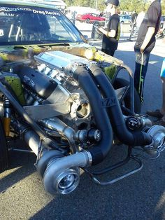 chris tuten twin turbo Turbo Car, Twin Turbo, Truck Engine, New Engine, Crate Motors, Race Engines, Motor Engine, Drag Cars, Modified Cars