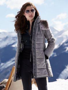 lilian coat - après coats - women - Gorsuch