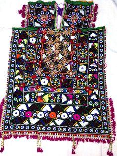 Gypsy Banjara Dress vintage tribal banjara by VishalHandicrafts, $89.99