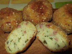 Virslis-krumplis golyók recept | Receptneked.hu ( Korábban olcso-receptek.hu)