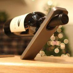 Fancy - Oblique Cantilever Wine Bottle Holder