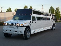 Silver Service Limos have many luxury stretch limo to choose from, and each represent the pinnacle of style and elegance. With us you will be successful in finding a huge variety of luxury limousines. Hummer Limo, Party Bus, How To Memorize Things, Van, Trucks, London, Mansions, Luxury, Google