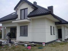 Dom w kokosach ver.2 w budowie - EXTRADOM