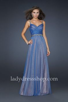 La Femme 17324 Two Shoulder Sapphire Junior Chiffon Prom Gwon Cheap [La Femme 17324] - $162.00 : Ladys Dresses | Dresses Cheap for Lady http://www.ladydressshop.com