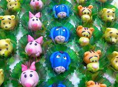 Marzipan Pooh treats